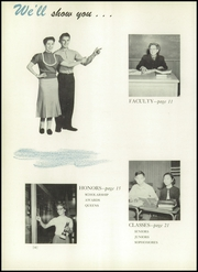 Page 8, 1954 Edition, Norman High School - Trail Yearbook (Norman, OK) online yearbook collection