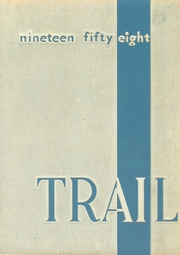 Norman High School - Trail Yearbook (Norman, OK) online yearbook collection, 1958 Edition, Cover