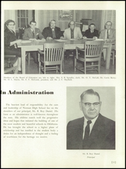 Page 15, 1958 Edition, Norman High School - Trail Yearbook (Norman, OK) online yearbook collection