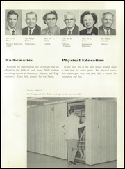 Page 17, 1958 Edition, Norman High School - Trail Yearbook (Norman, OK) online yearbook collection