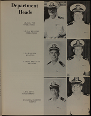 Page 11, 1967 Edition, Norris (DD 859) - Naval Cruise Book online yearbook collection