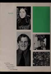 North Andover High School - Knight Yearbook (North Andover, MA) online yearbook collection, 1974 Edition, Page 18