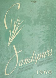 North Augusta High School - Sandspurs Yearbook (North Augusta, SC) online yearbook collection, 1960 Edition, Cover