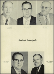 Page 10, 1958 Edition, North Buncombe High School - Hilltopper Yearbook (Weaverville, NC) online yearbook collection