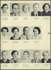 Page 12, 1958 Edition, North Buncombe High School - Hilltopper Yearbook (Weaverville, NC) online yearbook collection