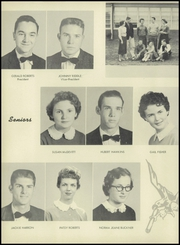Page 16, 1958 Edition, North Buncombe High School - Hilltopper Yearbook (Weaverville, NC) online yearbook collection