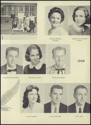 Page 17, 1958 Edition, North Buncombe High School - Hilltopper Yearbook (Weaverville, NC) online yearbook collection