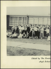 Page 6, 1958 Edition, North Buncombe High School - Hilltopper Yearbook (Weaverville, NC) online yearbook collection