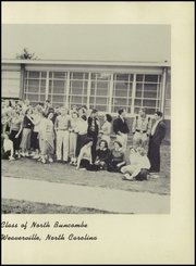 Page 7, 1958 Edition, North Buncombe High School - Hilltopper Yearbook (Weaverville, NC) online yearbook collection