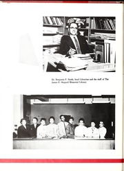 North Carolina Central University - Eagle Yearbook (Durham, NC) online yearbook collection, 1960 Edition, Page 16