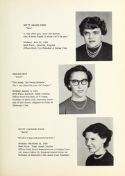 Page 13, 1954 Edition, North Carolina State School for the Blind - Astron Yearbook (Raleigh, NC) online yearbook collection