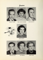 Page 16, 1954 Edition, North Carolina State School for the Blind - Astron Yearbook (Raleigh, NC) online yearbook collection