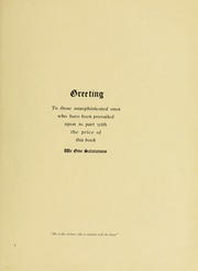 Page 15, 1911 Edition, North Carolina State University - Agromeck Yearbook (Raleigh, NC) online yearbook collection