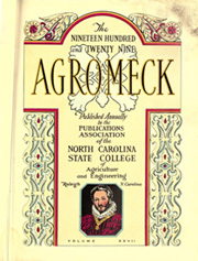 North Carolina State University - Agromeck Yearbook (Raleigh, NC) online yearbook collection, 1929 Edition, Page 9 of 430