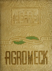 North Carolina State University - Agromeck Yearbook (Raleigh, NC) online yearbook collection, 1939 Edition, Cover