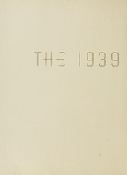 Page 8, 1939 Edition, North Carolina State University - Agromeck Yearbook (Raleigh, NC) online yearbook collection