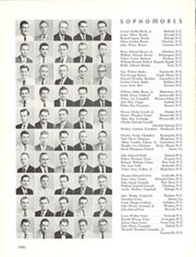 North Carolina State University - Agromeck Yearbook (Raleigh, NC) online yearbook collection, 1955 Edition, Page 244