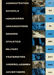 Page 7, 1961 Edition, North Carolina State University - Agromeck Yearbook (Raleigh, NC) online yearbook collection