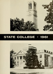 Page 9, 1961 Edition, North Carolina State University - Agromeck Yearbook (Raleigh, NC) online yearbook collection