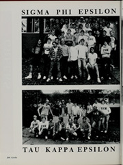 North Carolina State University - Agromeck Yearbook (Raleigh, NC) online yearbook collection, 1983 Edition, Page 218