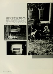 North Carolina State University - Agromeck Yearbook (Raleigh, NC) online yearbook collection, 1985 Edition, Page 22