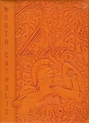 North Catholic High School - Trojan Yearbook (Pittsburgh, PA) online yearbook collection, 1947 Edition, Cover