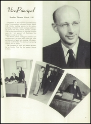 North Catholic High School - Trojan Yearbook (Pittsburgh, PA) online yearbook collection, 1955 Edition, Page 21