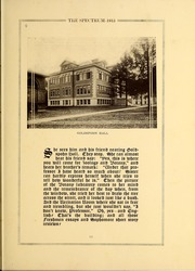 Page 17, 1915 Edition, North Central College - Spectrum Yearbook (Naperville, IL) online yearbook collection