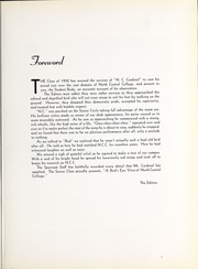 Page 11, 1950 Edition, North Central College - Spectrum Yearbook (Naperville, IL) online yearbook collection