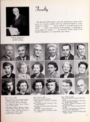 Page 17, 1950 Edition, North Central College - Spectrum Yearbook (Naperville, IL) online yearbook collection