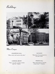 Page 8, 1950 Edition, North Central College - Spectrum Yearbook (Naperville, IL) online yearbook collection