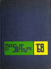 North Central College - Spectrum Yearbook (Naperville, IL) online yearbook collection, 1968 Edition, Cover