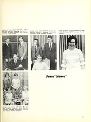 Page 13, 1968 Edition, North Central College - Spectrum Yearbook (Naperville, IL) online yearbook collection