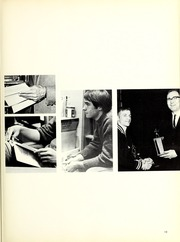 Page 17, 1968 Edition, North Central College - Spectrum Yearbook (Naperville, IL) online yearbook collection