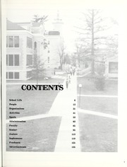 Page 9, 1984 Edition, North Central College - Spectrum Yearbook (Naperville, IL) online yearbook collection