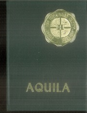 North Central High School - Aquila Yearbook (Pioneer, OH) online yearbook collection, 1969 Edition, Cover