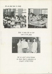 Page 13, 1969 Edition, North Central High School - Aquila Yearbook (Pioneer, OH) online yearbook collection