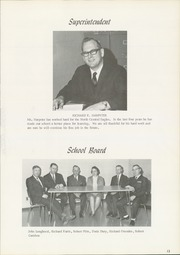 Page 17, 1969 Edition, North Central High School - Aquila Yearbook (Pioneer, OH) online yearbook collection