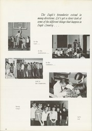 Page 8, 1969 Edition, North Central High School - Aquila Yearbook (Pioneer, OH) online yearbook collection