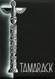 North Central High School - Tamarack Yearbook (Spokane, WA) online yearbook collection, 1960 Edition, Cover