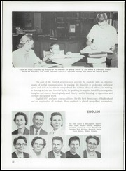 Page 16, 1960 Edition, North Central High School - Tamarack Yearbook (Spokane, WA) online yearbook collection