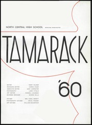 Page 7, 1960 Edition, North Central High School - Tamarack Yearbook (Spokane, WA) online yearbook collection