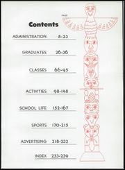 Page 9, 1960 Edition, North Central High School - Tamarack Yearbook (Spokane, WA) online yearbook collection