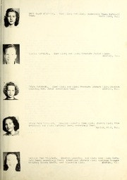 North Cove High School - Conasoga Yearbook (North Cove, NC) online yearbook collection, 1948 Edition, Page 13