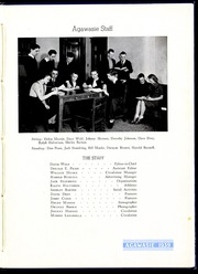 North Dakota State College of Science - Agawasie Yearbook (Wahpeton, ND) online yearbook collection, 1939 Edition, Page 17 of 160