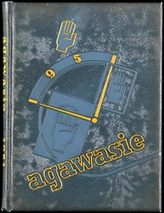 North Dakota State College of Science - Agawasie Yearbook (Wahpeton, ND) online yearbook collection, 1951 Edition, Cover