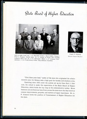 Page 14, 1951 Edition, North Dakota State College of Science - Agawasie Yearbook (Wahpeton, ND) online yearbook collection