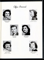 Page 17, 1951 Edition, North Dakota State College of Science - Agawasie Yearbook (Wahpeton, ND) online yearbook collection