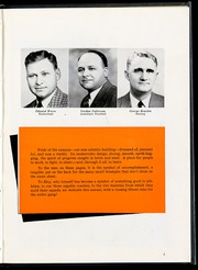 Page 7, 1951 Edition, North Dakota State College of Science - Agawasie Yearbook (Wahpeton, ND) online yearbook collection