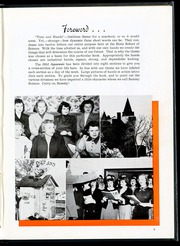 Page 9, 1951 Edition, North Dakota State College of Science - Agawasie Yearbook (Wahpeton, ND) online yearbook collection